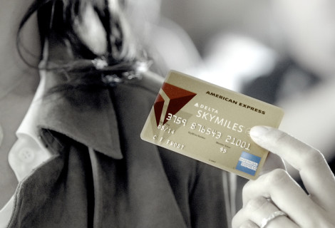 """AmEx/Delta """"Connections"""""""